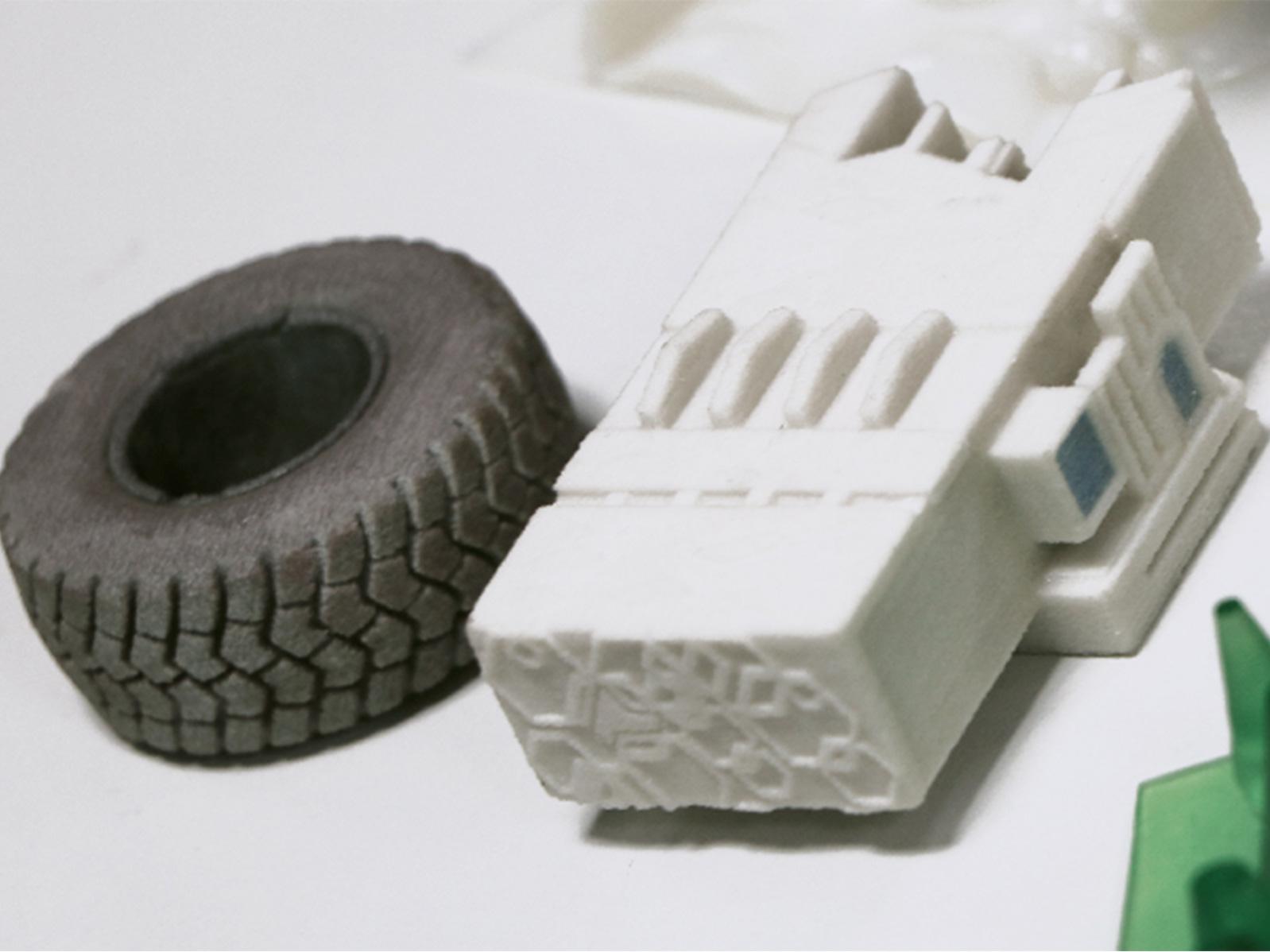 Clase de impresión 3D para maquetas en el máster de fabricación avanzada (MIFA) de EDDM impartida por EXarchitects y Roque Peña