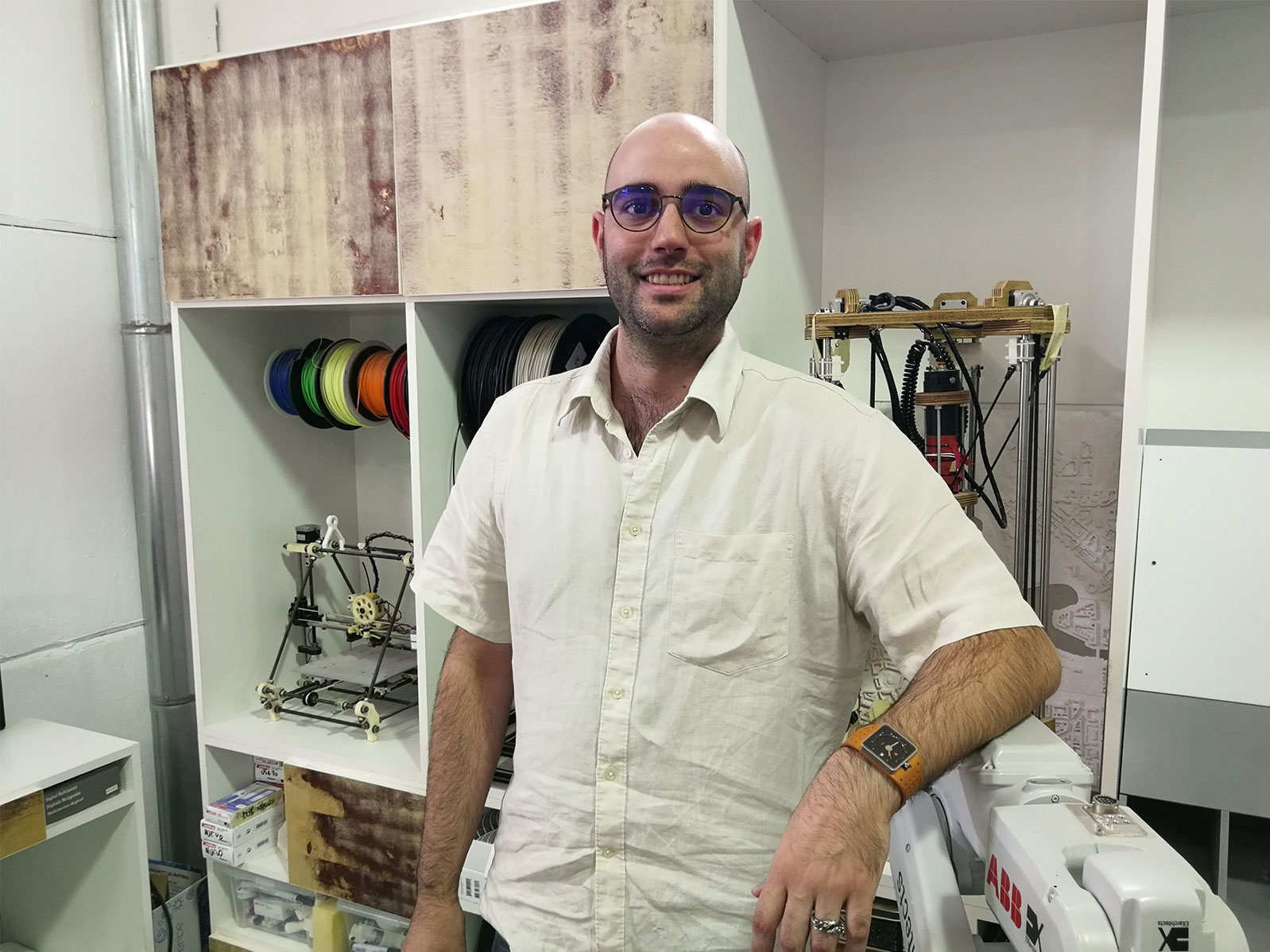 Entrevista a Roque Peña de EXarchitects para 3Dnatives sobre impresion 3D