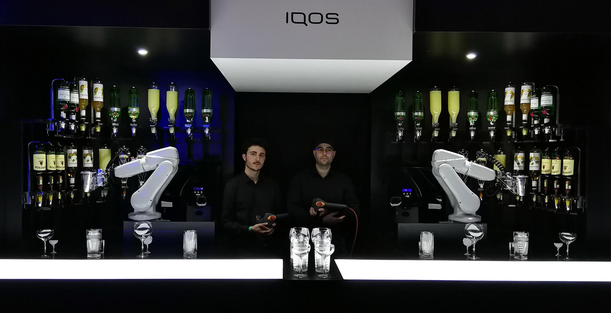 Bar robotizado