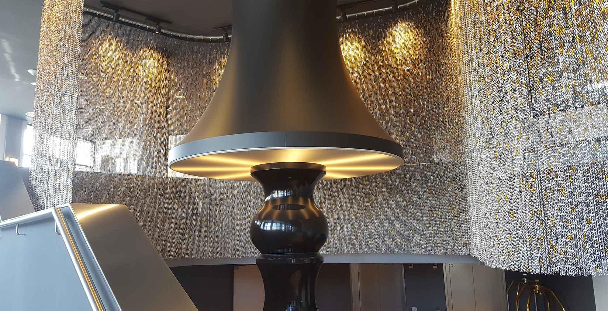 Fabricación pilar – lámpara