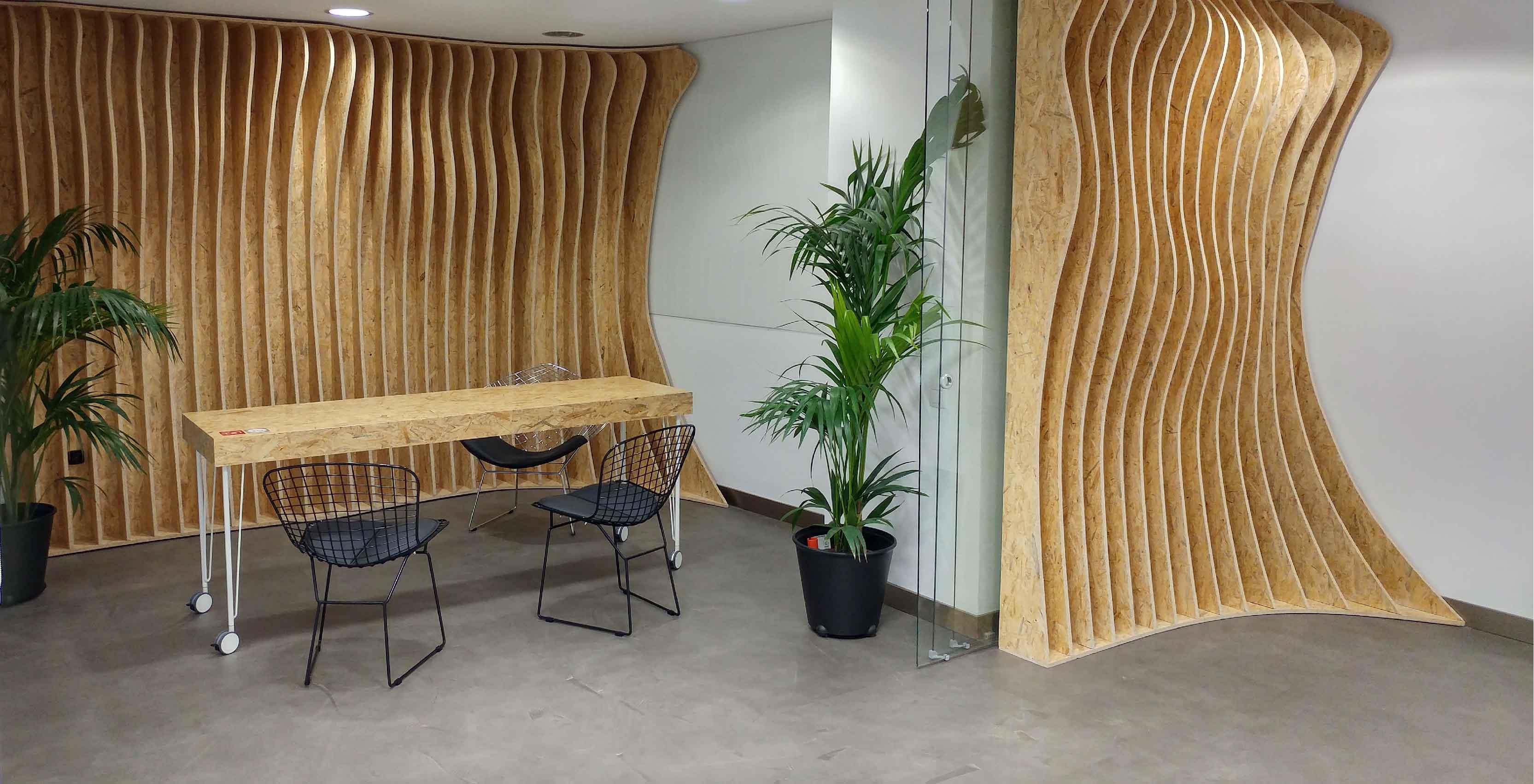 Diseño paramétrico de interiores