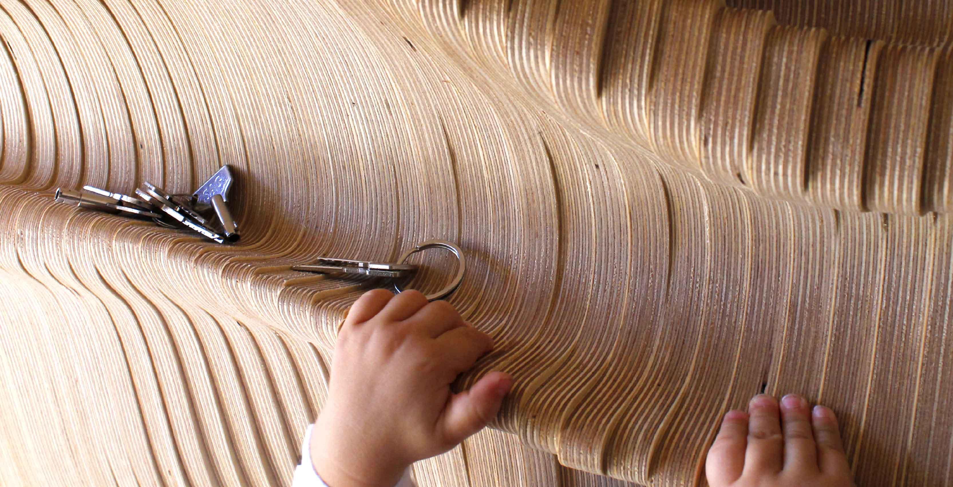 Diseño paramétrico de mobiliario