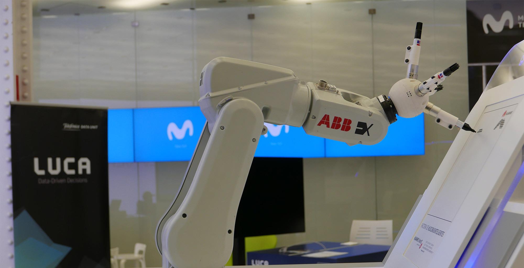 Robots creativos