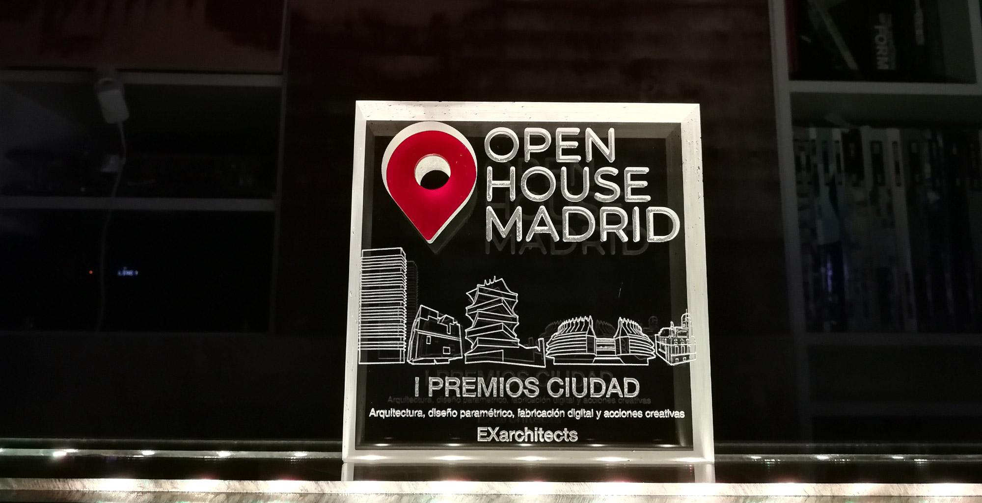 I Premios Ciudad