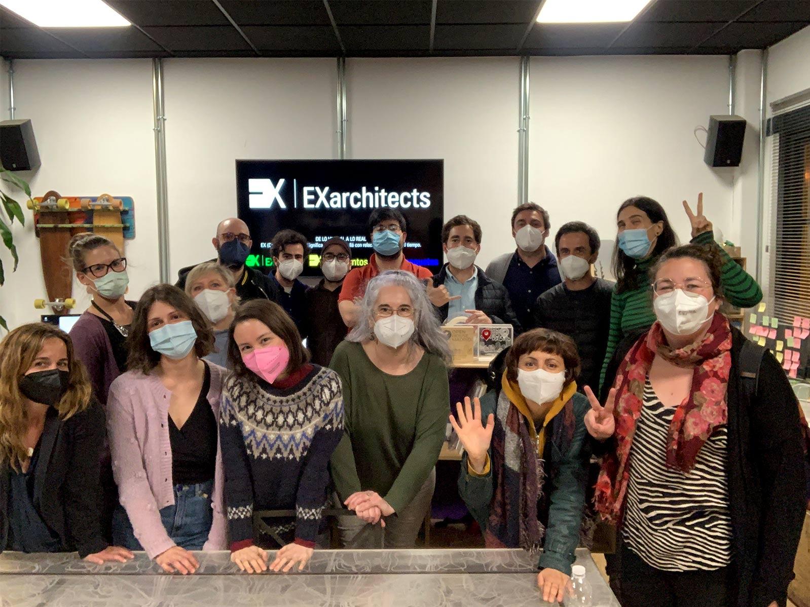 iAtelier para Fundesarte y Crafting Europe de Fábrica de Fabricantes y EXarchitects